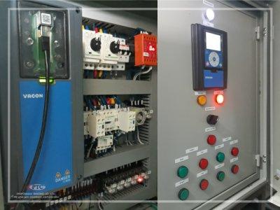ตู้ Booster Pump แบบ 2 ต่อ 1 โครงการ ALITO จ.ภูเก็ต