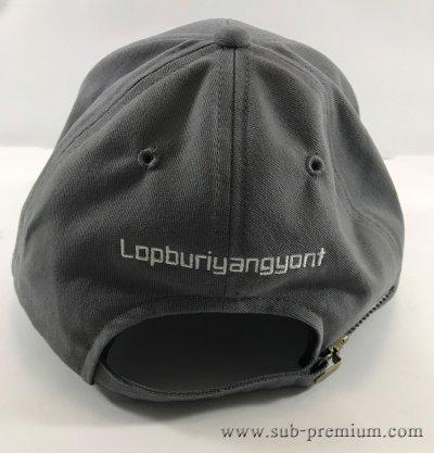 ตัวอย่างงานหมวกลูกค้า