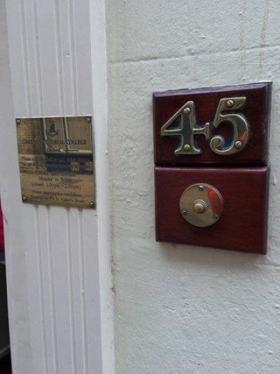 เข้าเยี่ยมชมสถานที่ของโรงเรียน Greene's Tutorial College ณ เมืองออกซ์ฟอร์ด สหราชอาณาจักร