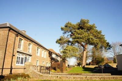 Campus Tour at Sidcot School, North Summerset, UK