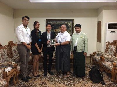 MakeWebEasy บินเยือนพม่า ขยายธุรกิจออนไลน์