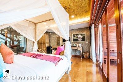 Chaya pool suite