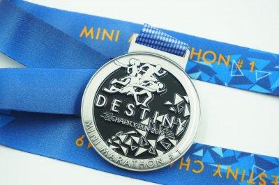 เหรียญรางวัลวิ่ง Destny