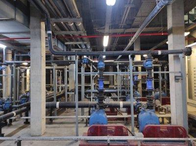 Central Pattana Puplic Co.,Ltd., Chonburi Operate Wastewater Treatment Plant