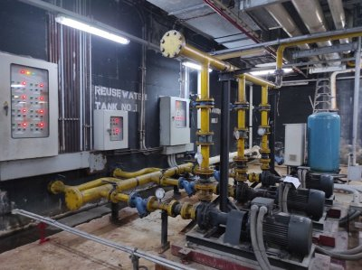 Central Pattana Public Co.,Ltd., Chonburi Operate Wastewater Treatment Plant