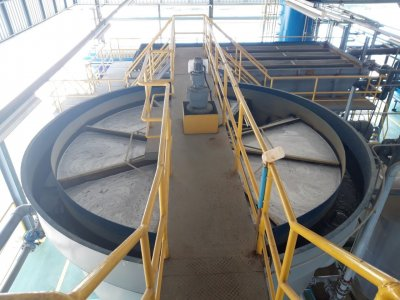 Luckytex (Thailand)  Public Co.,Ltd. Wastewater Treatment System & Water Recycling Project Feed Water Capacity 2,100  cu.m./day