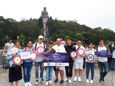 Tour Hong Kong Big Buddha Ngong Ping, 08-10 July 2017 EDS BONUS EAT DREAM SHOP IN HONG KONG