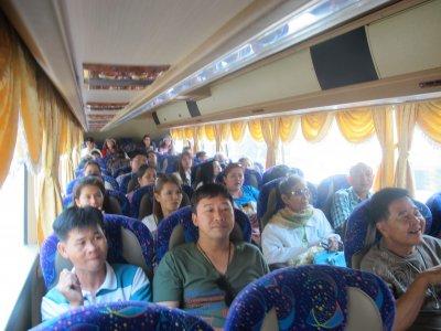 Study tour of Myanmar, Yangon, Hongsa-in, Siririam, 26-28 March 2015