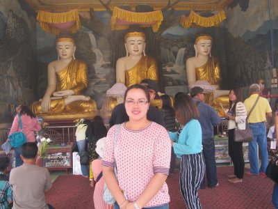 Study tour of Myanmar, Yangon, Hongsa-in, Siririam, 26-28 March 2015