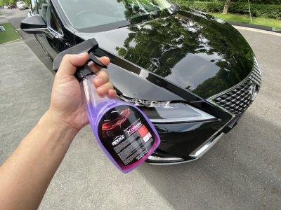 เคลือบแก้วเซรามิก Lexus RX200T