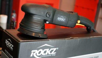 เครื่องขัดสีรถยนต์ ROCKZ Polisher RZ602