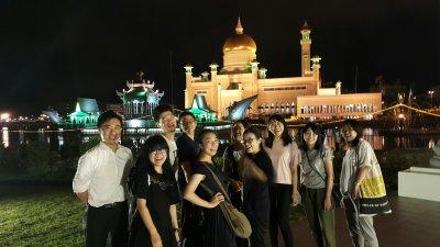 Brunei trip