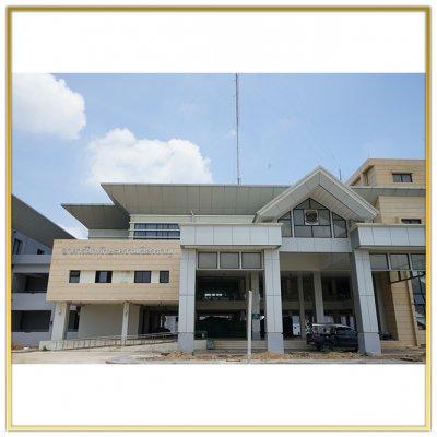 กรมสอบสวนคดีพิเศษ DSI อาคารฝึกทักษะความเชียวชาญ