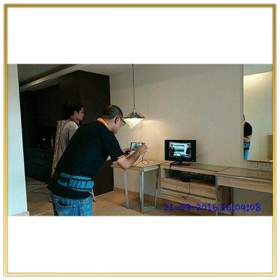 """ระบบดิจิตอลทีวี """"THE CANAL 304 Hotel & Residence Prachinburi"""" ติดตั้งโดย HSTN"""