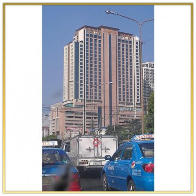"""Digital TV System """"Grand Four Wing Convention Hotel"""" by HSTN"""