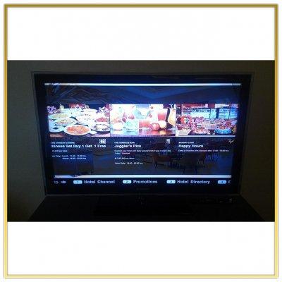 """ระบบดิจิตอลทีวี """"Grand Four Wing Convention Hotel"""" ติดตั้งโดย HSTN"""