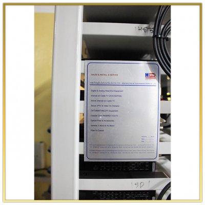 """Digital TV System """"King Chulalongkorn Memorial Hospital"""" by HSTN"""