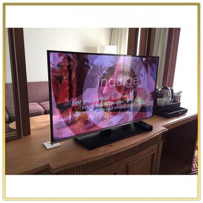 "Digital TV System ""Avani Atrium Bangkok"" by HSTN"