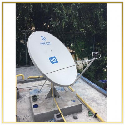 """Digital TV System """"Beyond Hotel at Patong Phuket"""" by HSTN"""