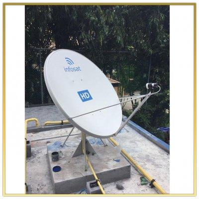 """ระบบดิจิตอลทีวี """"Beyond Hotel at Patong Phuket"""" ติดตั้งโดย HSTN"""