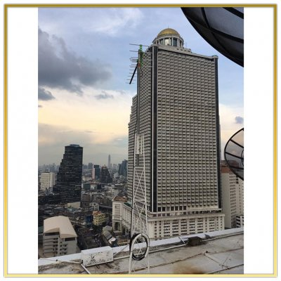 """ระบบดิจิตอลทีวี """"Centre Point Hotel Silom"""" ติดตั้งโดย HSTN"""