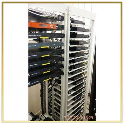"Digital TV System ""Grand Millennium Sukhumvit"" by HSTN"