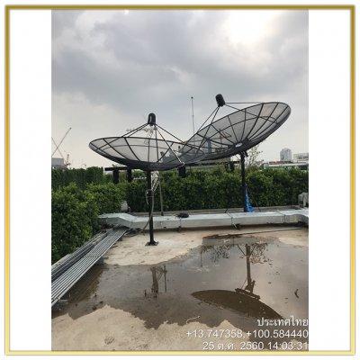 """Digital TV System """"Holiday Inn Express Bangkok Soi Soonvijai"""" by HSTN"""
