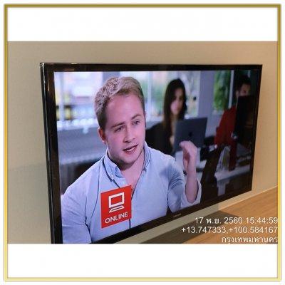 """ระบบดิจิตอลทีวี """"Holiday Inn Express Bangkok Soi Soonvijai"""" ติดตั้งโดย HSTN"""
