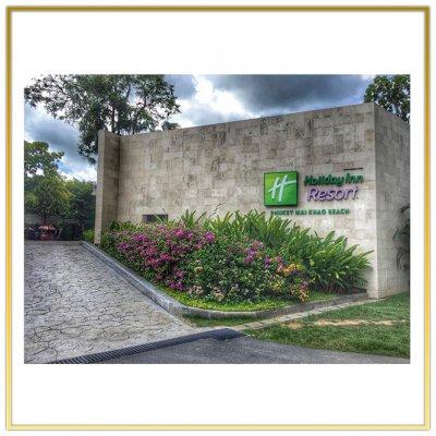 """ระบบดิจิตอลทีวี """"Holiday Inn Resort Phuket Mai Khao Beach Resort"""" ติดตั้งโดย HSTN"""