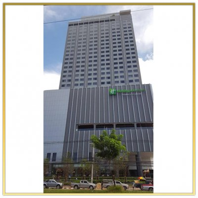 "Digital TV System ""Holiday inn & Suites Rayong City Centre"" by HSTN"