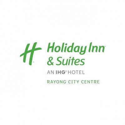 """ระบบดิจิตอลทีวี """"Holiiday inn & suites rayong City Centre"""" ติดตั้งโดย HSTN"""