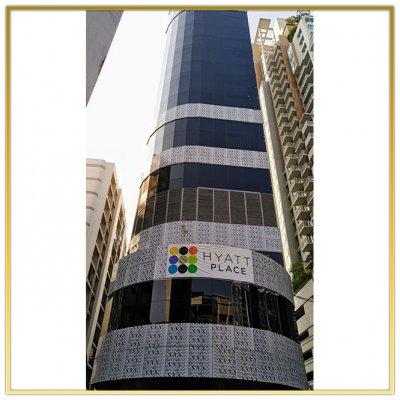 """ระบบดิจิตอลทีวี """"Hyatt Place Bangkok Sukhumvit 24"""" ติดตั้งโดย HSTN"""