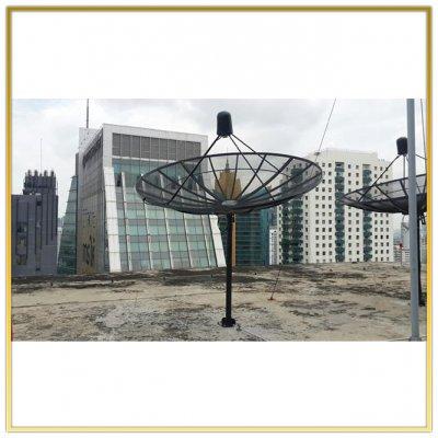 """ระบบดิจิตอลทีวี """"Jasmine City Hotel Bangkok"""" ติดตั้งโดย HSTN"""