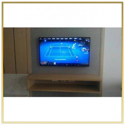 """ระบบดิจิตอลทีวี """"Bangsak Merlin Resort"""" ติดตั้งโดย HSTN"""