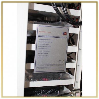 """ระบบดิจิตอลทีวี """"Metropole Hotel Bangkok"""" ติดตั้งโดย HSTN"""