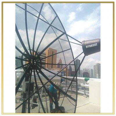 """ระบบดิจิตอลทีวี """"Lancaster Bangkok"""" ติดตั้งโดย HSTN"""