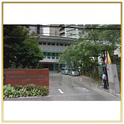 """ระบบดิจิตอลทีวี """"Prasanmitr Thani Tower"""" ติดตั้งโดย HSTN"""