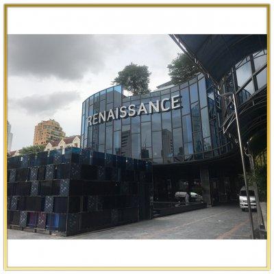 "Digital TV System ""Renaissance Bangkok Ratchaprasong Hotel"" by HSTN"