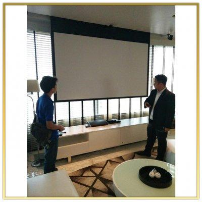 """ระบบดิจิตอลทีวี """"W Bangkok Hotel"""" ติดตั้งโดย HSTN"""