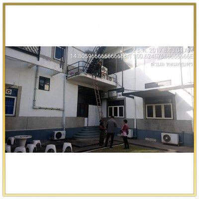 """ระบบดิจิตอลทีวี """"King Narai Military Camp Lopburi"""" ติดตั้งโดย HSTN"""