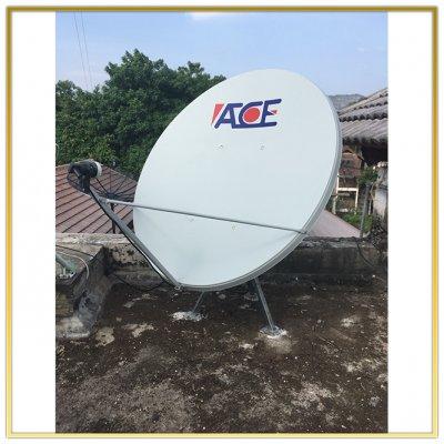 """ระบบดิจิตอลทีวี """"Felix River Kwai Resort Kanchanaburi"""" ติดตั้งโดย HSTN"""
