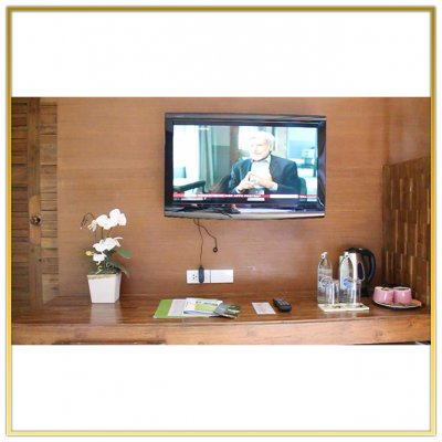 """ระบบดิจิตอลทีวี """"Nana Resort and Spa"""" ติดตั้งโดย HSTN"""