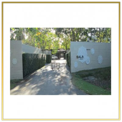 """ระบบดิจิตอลทีวี """"SALA Phuket Resort and Spa"""" ติดตั้งโดย HSTN"""