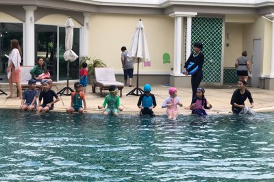 Swimming Clinic