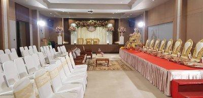 Wedding Ms.Thanakarn & Mr.Kampanart (12.1.62)