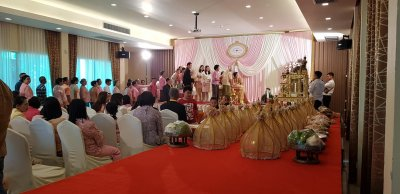 Wedding Ms.Marisa & Mr.Anant (4.5.62)