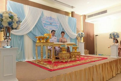 Wedding Ms.Yoawanart & Mr.Wutthipong (14.5.60)