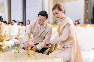 Wedding Ms.Watthanee & Mr.Patthanapong (9.3.62)