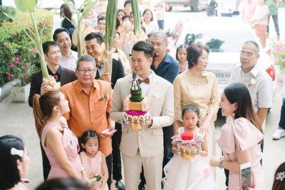 Wedding Ms.Kwang & Mr.Luang (12.5.62)