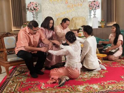 Wedding (25.12.60)